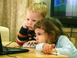 Компьютер и дети. Неправильное воспитание