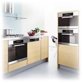 Преимущества встраиваемой бытовой техники для кухни