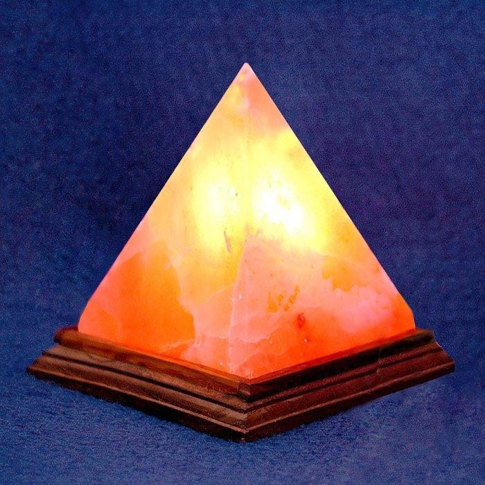 Солевые лампы – уют  и польза в вашем  доме