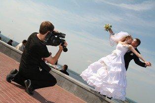Советы по выбору видеооператора на свадьбу