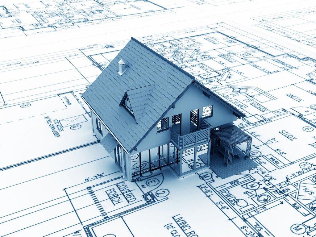 Как соотнести проект дома с участком?