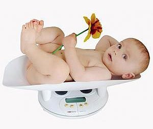 Выбираем детские весы