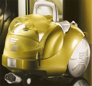 Пылесос с парогенератором – чистая квартира без химии