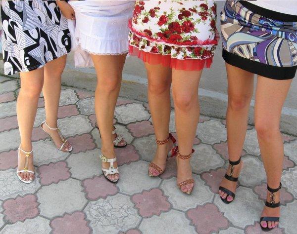 Сладенькие ножки (37 фото) .