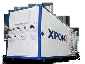 Поставка криогенного оборудования