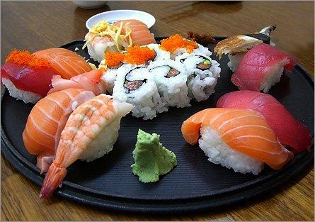 Рестораны японской кухни
