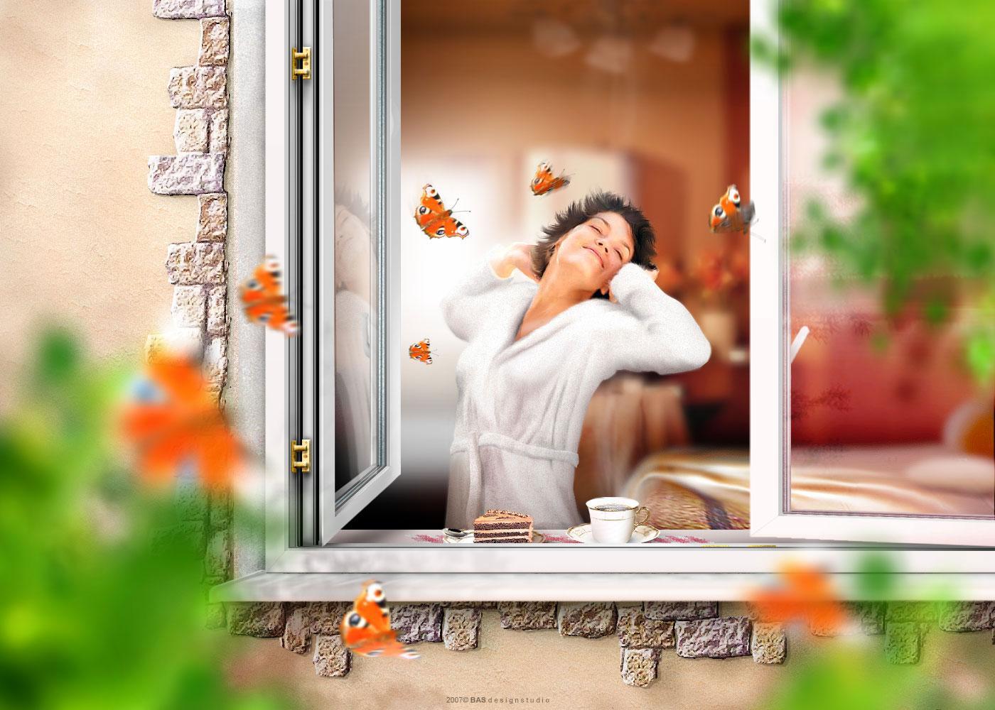 Как создать прекрасное настроение с утра? 8 советов