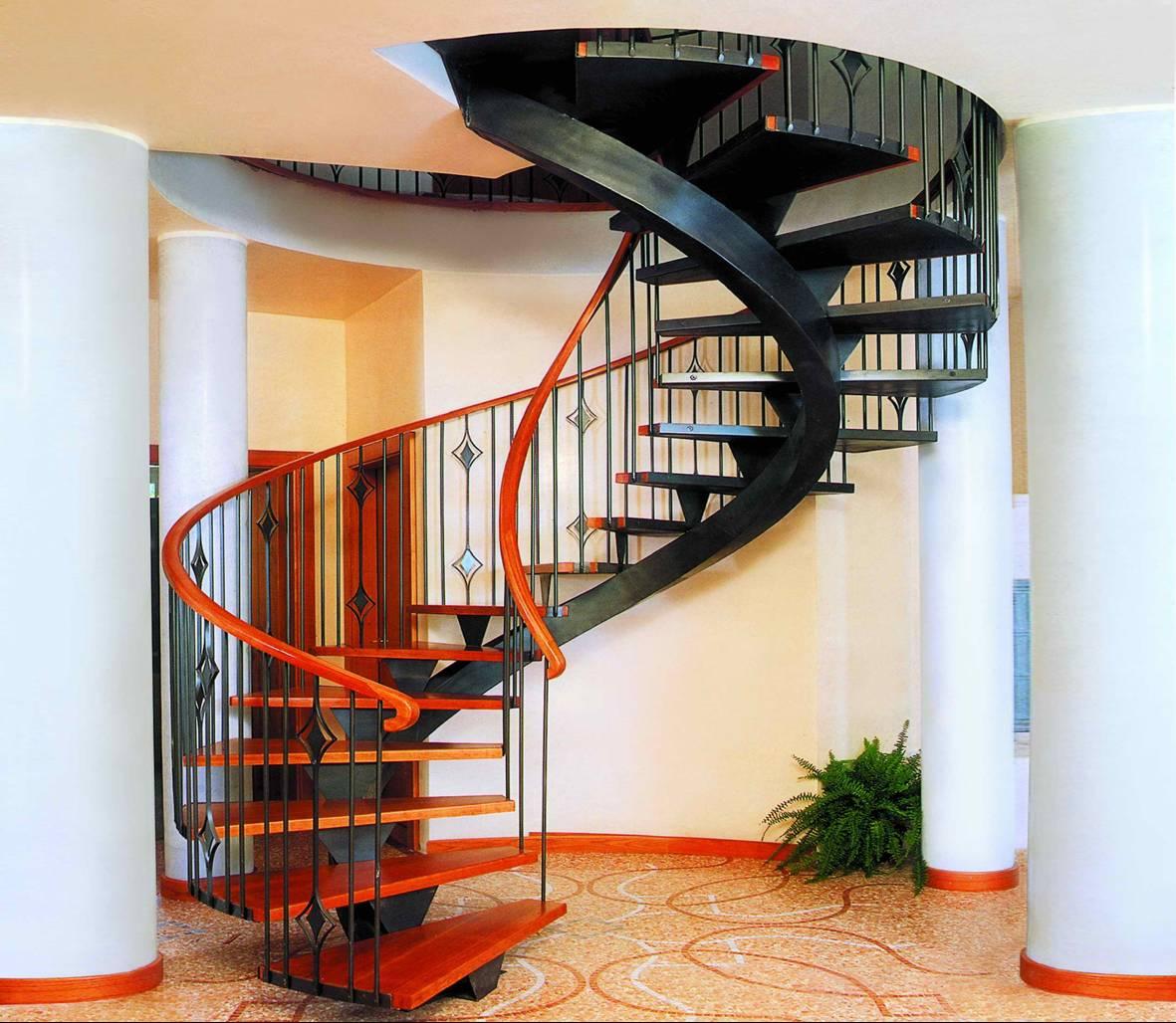 Лестница: по порядку о конструкции