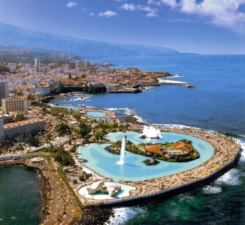 Тенерифе - остров, где царит вечная весна…