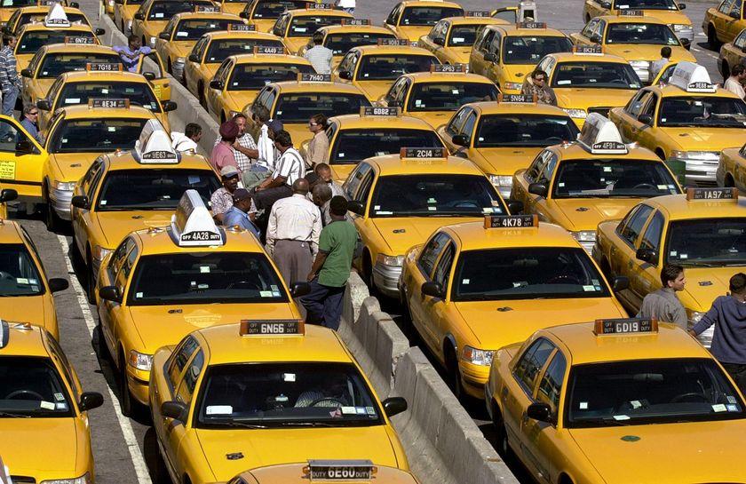 Как обманывают водители такси?