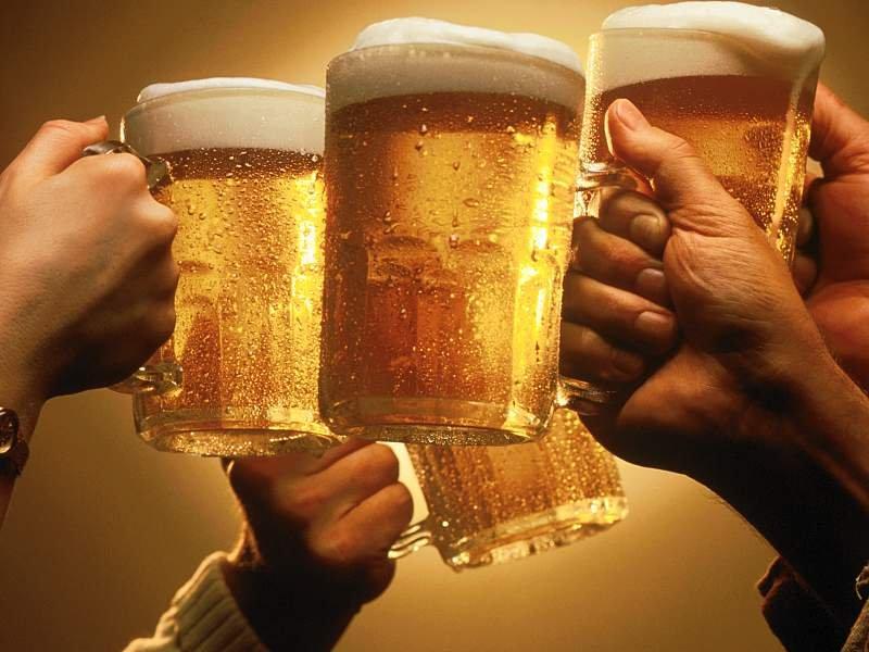 Пиво. Что же хорошего в этом напитке?