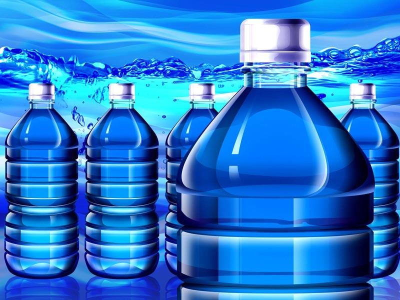 «Бутылированная вода опасна не только для Вас, но и для окружающей среды»