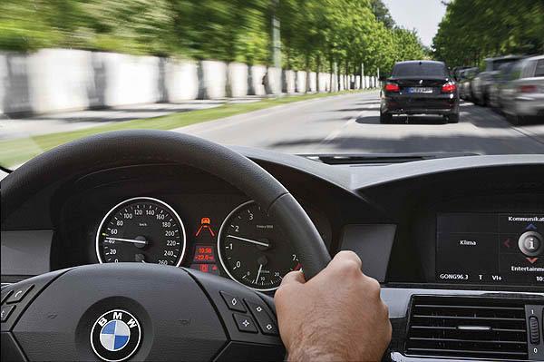 Девять самых распространенных водительских промахов