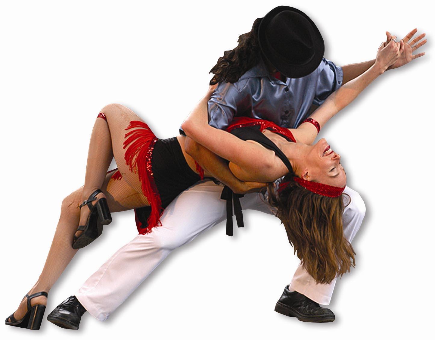 Популярность специализированных студий, проводящих уроки танцев