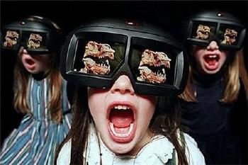 Ученые изучили дискомфорт 3D фильмов