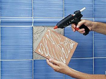 Работа с керамической плиткой