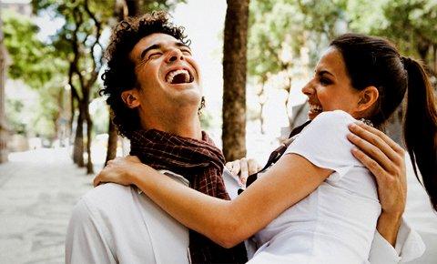 Смеяться полезно