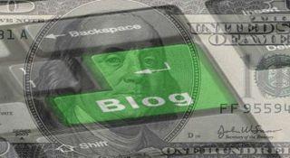 Заработок на блоге и не только
