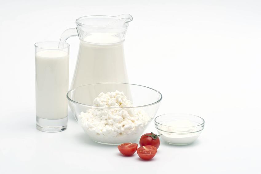 Кушайте молочные продукты и худейте