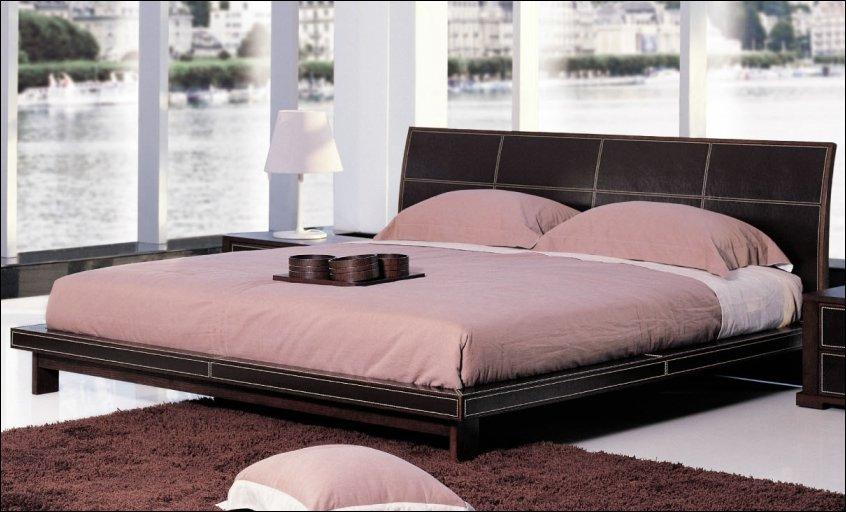 Кровать — основной элемент интерьера спальни