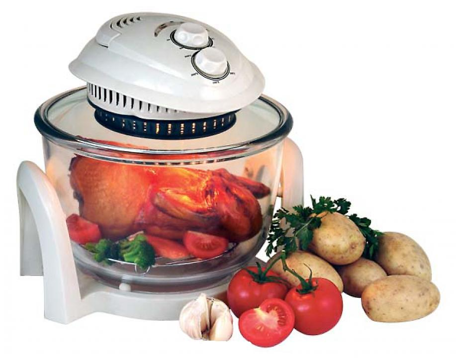 Чудо-прибор на кухне - аэрогриль VES
