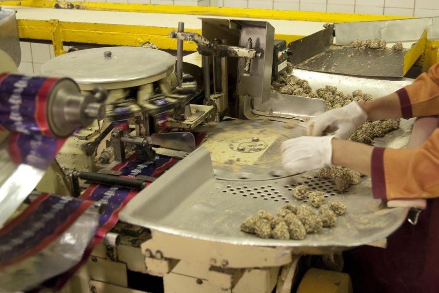 Открываем производство сладостей