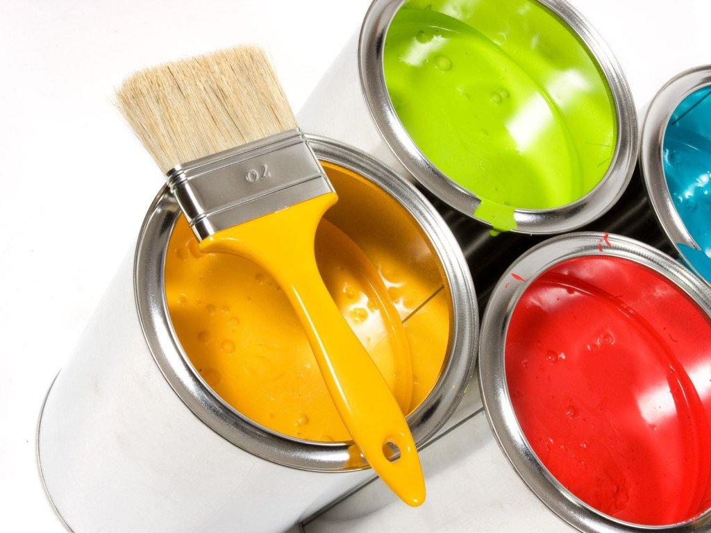 Безвредны ли краски на стенах?