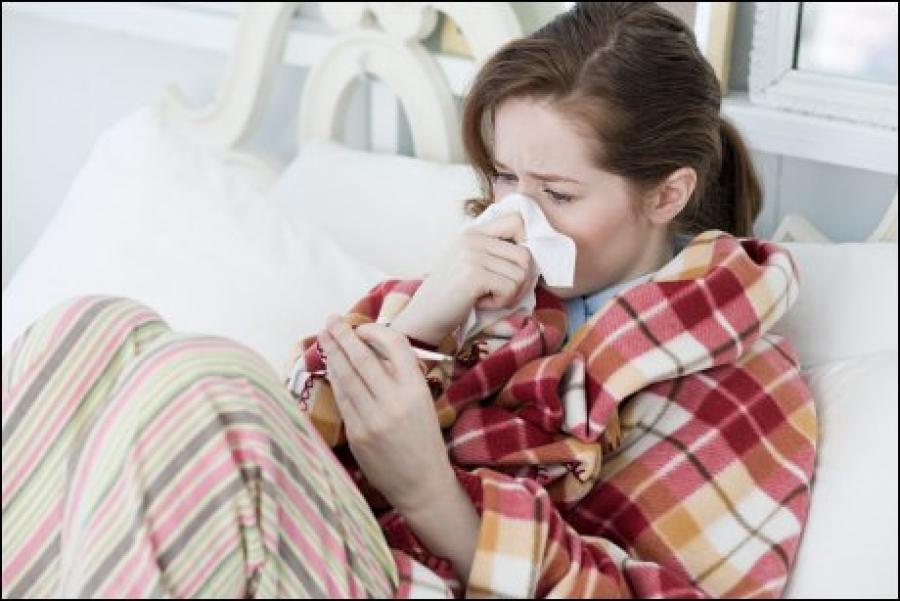 На помощь в борьбе с простудой и насморком