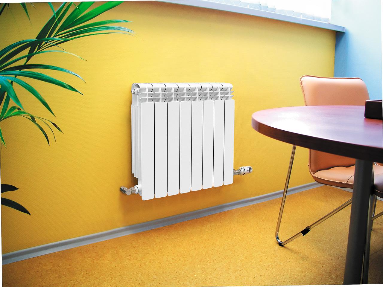 Замена радиаторов отопления в квартире