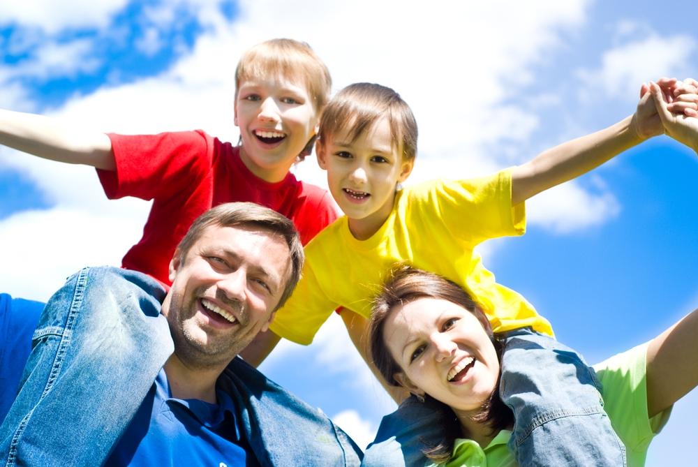 Преодоление конфликтов между старшими и младшими детьми