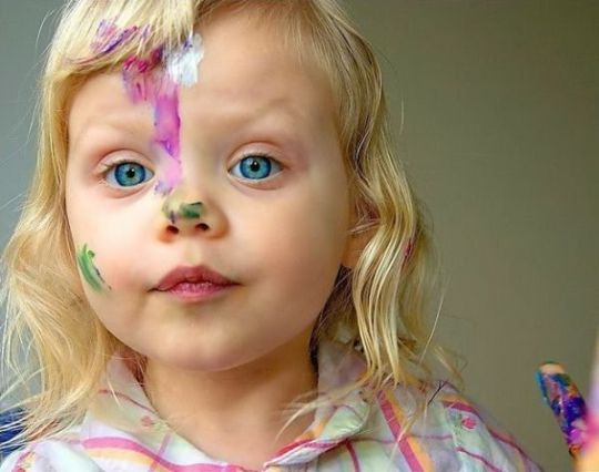 Дети цветы жизни или как не