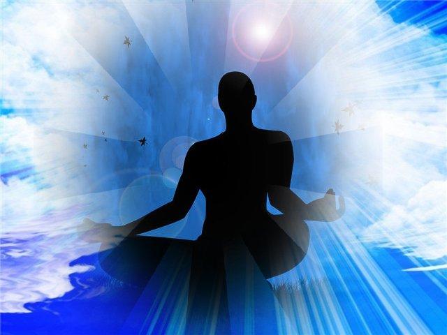 Медитация предотвращает психические расстройства