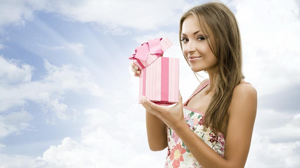 Подарок для дамы
