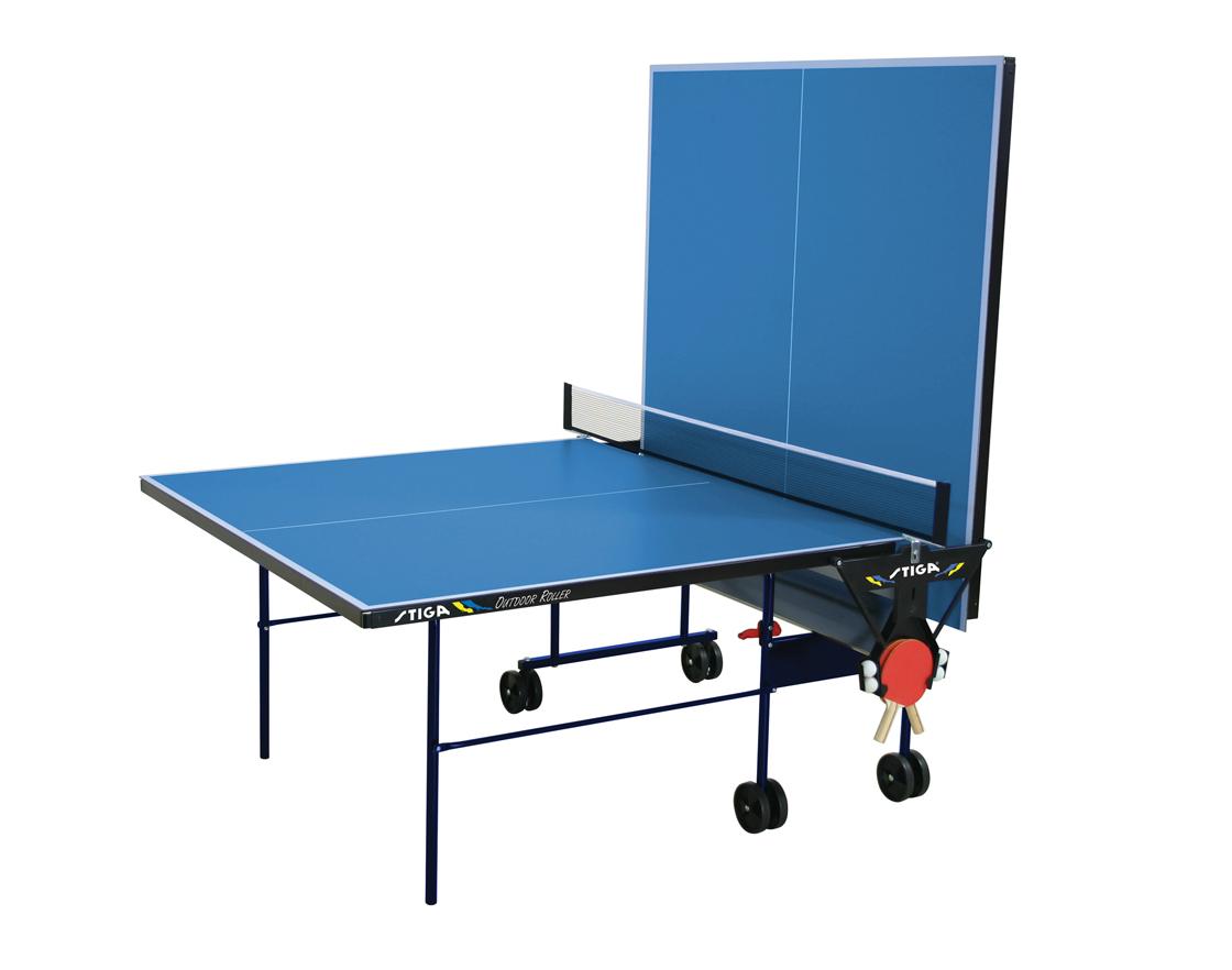 Теннисный стол и другой спортинвентарь для повышения жизненного тонуса