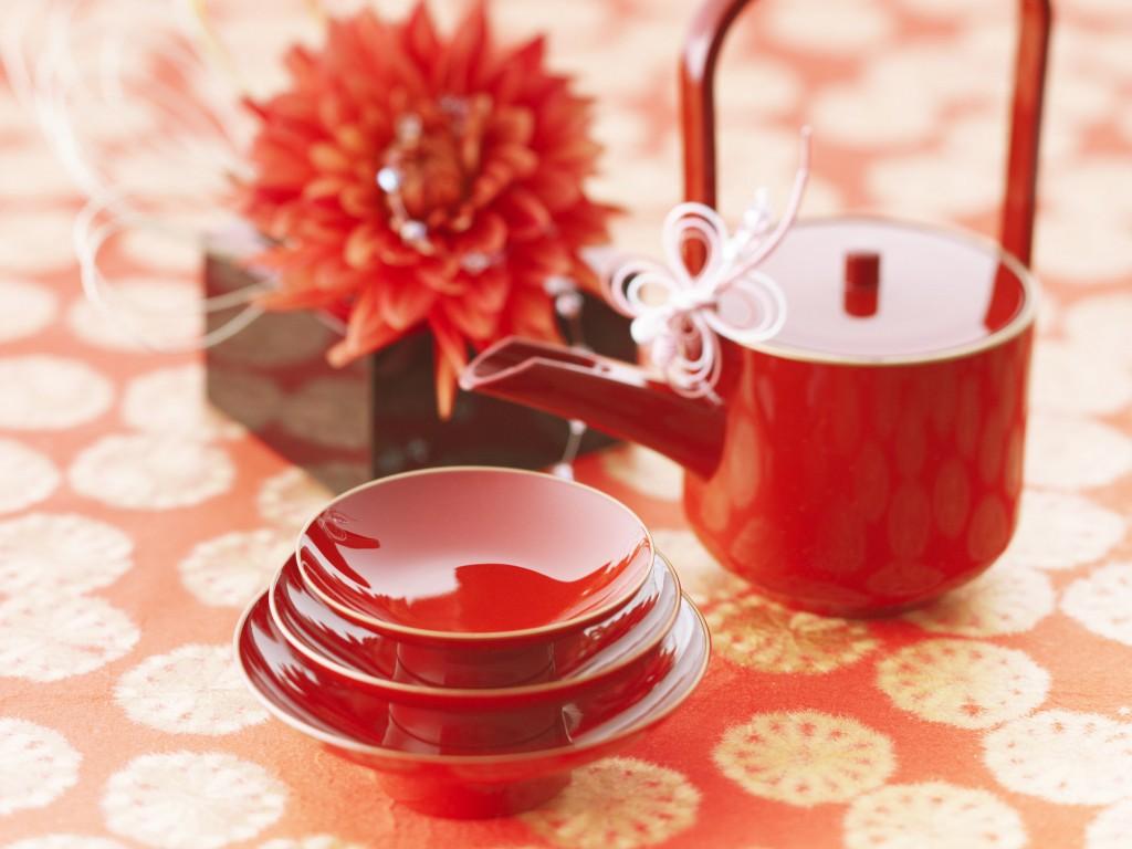 Красная посуда отбивает аппетит