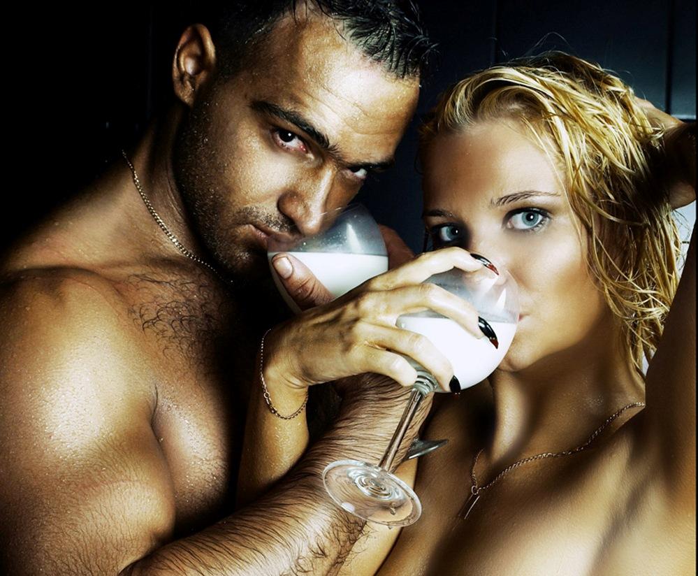 Запах пота привлекает мужчин