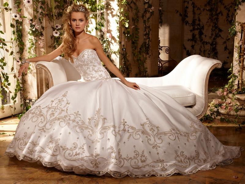 Самые модные свадебные платья этого