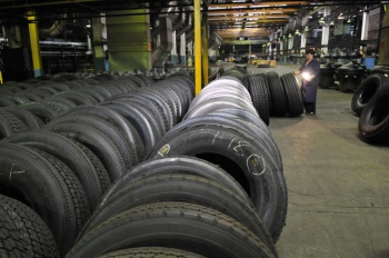 История отечественных автомобильных шин