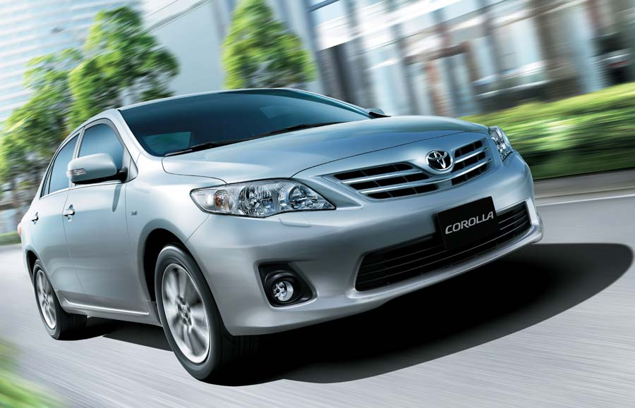 Японские автомобили: Тойота Королла