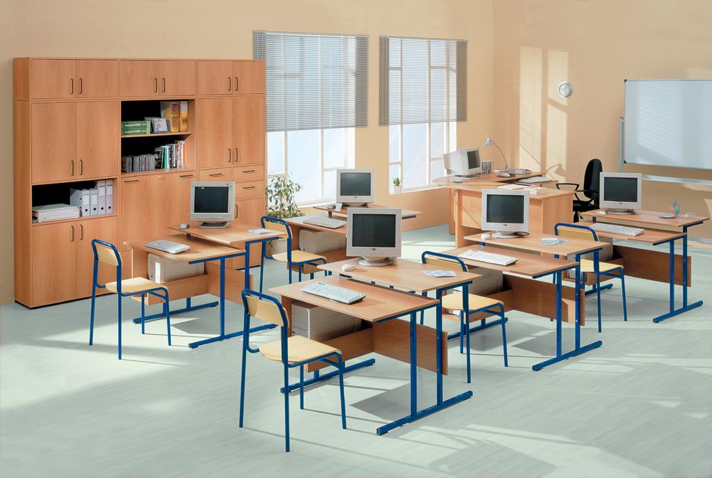 Оборудование для учебных учреждений