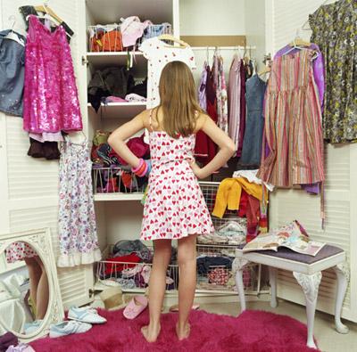 Как правильно организовать и вести гардероб
