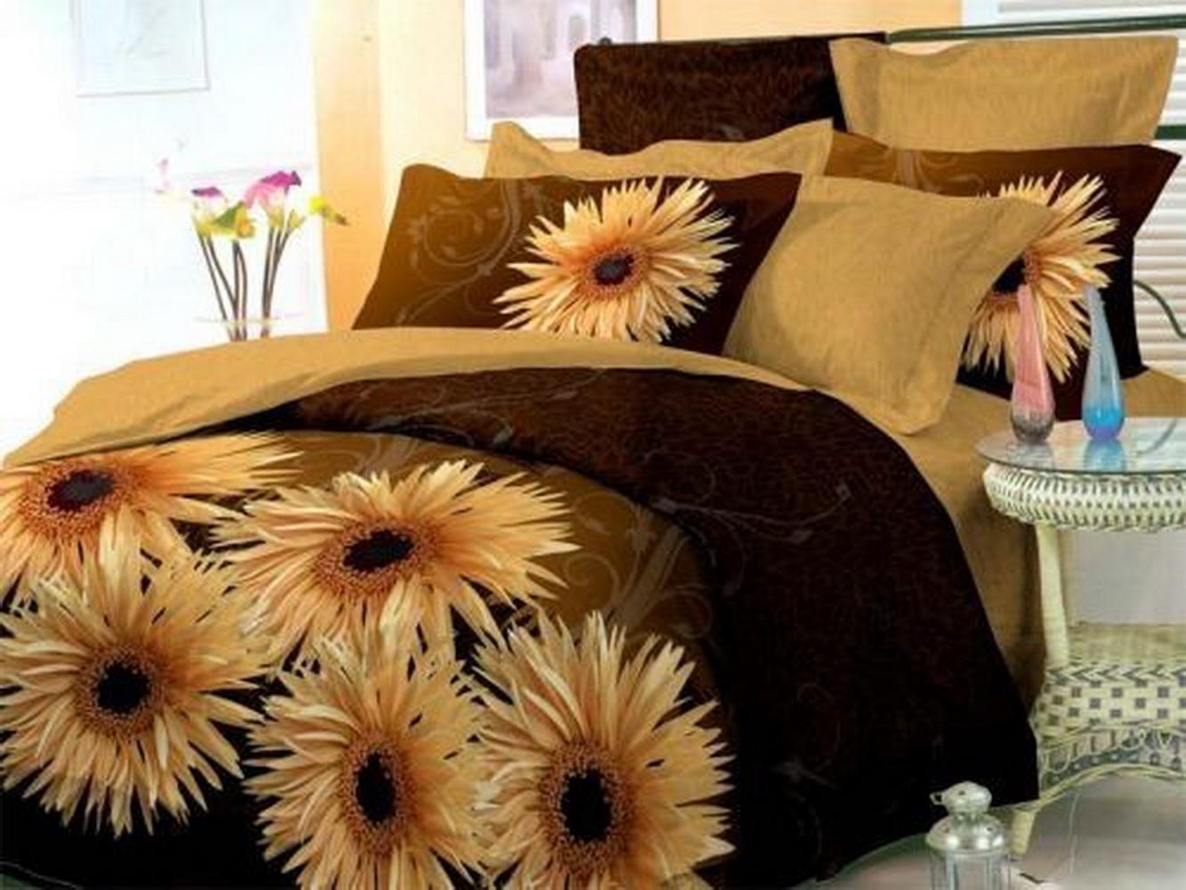 Как правильно выбрать расцветку постельного белья?