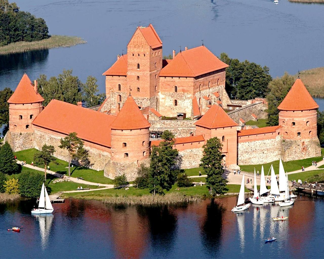 Прогулки по балтийским странам
