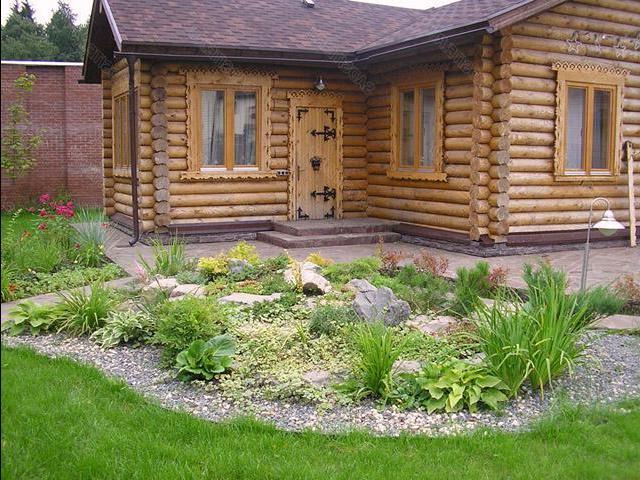 Дизайн участка загородного дома 15 соток