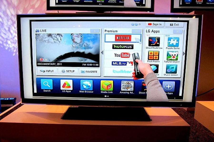 Аналитики предсказывают популярность телевизоров с выходом в интернет