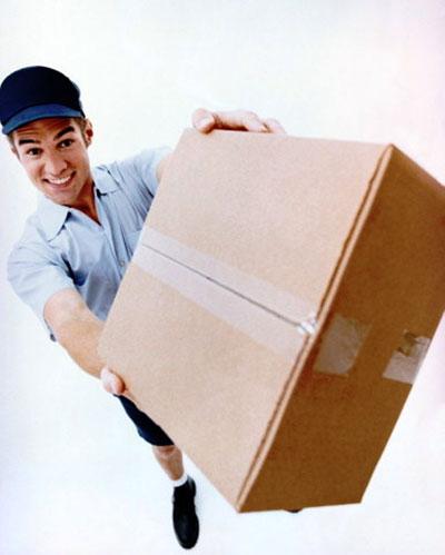 Что может доставить курьерская служба?