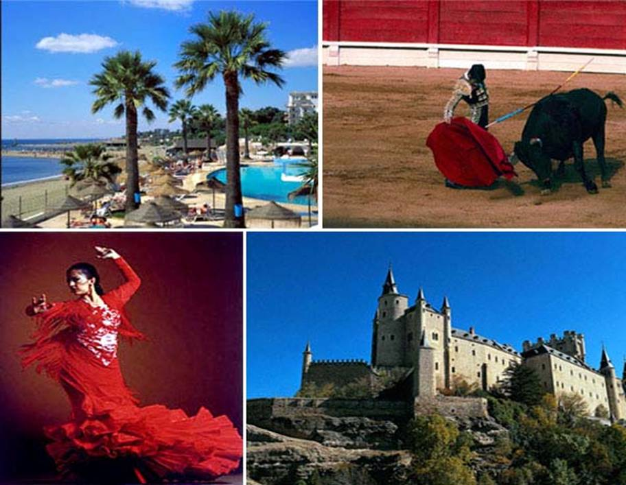 Лучшие места отдыха в солнечной Испании