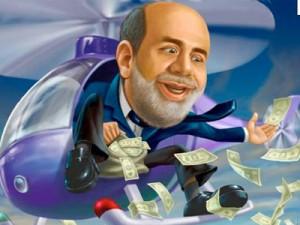 Бен Бернанке спешит на помощь…