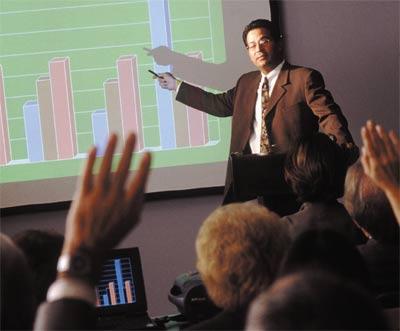 Обучение в вузах и техникумах