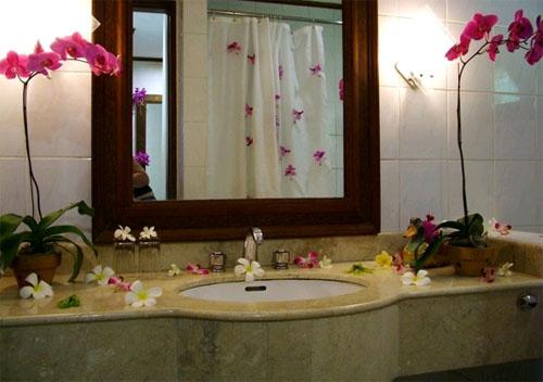 Ванная комната для настоящей женщины